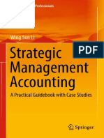 Strategic Management Accounting a Practical Guidebook With Case Studies