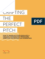 Crafting the Perfect Pitch - Report
