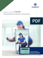 ZLIMB Zurich Omni Health Brochure V4