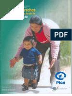 Ejerciendo los Derechos de las niñas y níños desde la primera infancia