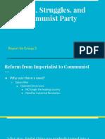 CHN 10 - Communist Party