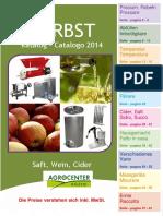 Agrocenter Catalog Inderst