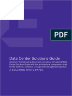 Data Center Solutions Guide WP Extreme Networks