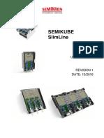 SEMIKUBE SlimLine User Manual-Rev01