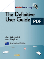 getoutofdebtfree - ebook-nz