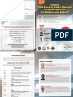 Invitation Card Seminar Makati 2018