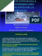 ATENCIÓN INTEGRADA A LAS ENFERMEDADES PREVALENTES DE LA INFANCIA.ppt