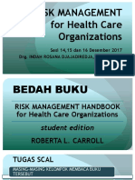 S14     RISK MANAGEMENT FOR HEALTH CARE ORGANIZATION.pptx