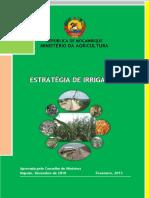 Estrategia de Irrigacao