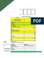 Excel Para Sismos