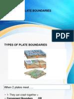 PLATE BOUNDARIES.pptx