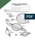 Guias Unidad3 Sistema Solar 3º