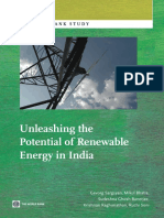 Sargsyan, Gevorg_ Bhatia, Mikul_ Banerjee, Sudeshna Ghosh_ Raghunathan, Krishnan_ Soni, Ruchi - Unleashing the Potential of Renewable Energy in India (2011, World Bank Studies)