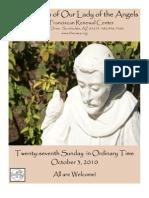 The Casa Bulletin - October 3, 2010
