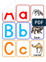 ABC Matching Set 1