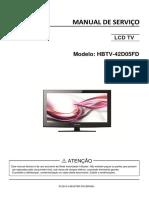 lcd hbtv-4203