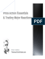 Trading Major Reactions