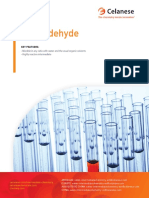 Acetaldehyde Brochure