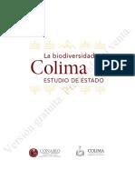 Biodiversidad Colima 2016