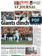 1004 issue of the Daily Journal