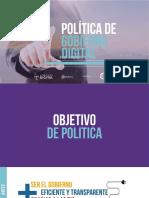 2. Gobierno en Linea a Gobierno Digital_Socializacion Regional