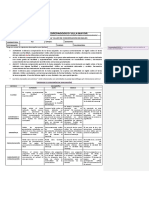 Rejilla de Evaluacion TCI