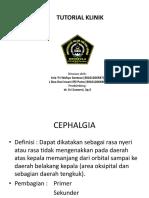 TUTORIAL CEPHALGIA.pptx