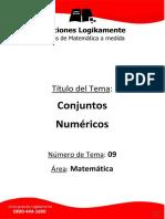 09 Conjuntos Numéricos (Logikamente).pdf