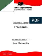 11 Fracciones (Logikamente).pdf