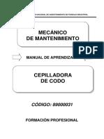 89000031 MAQUINAS HERRAMIENTAS