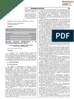 Otorgan Licencia Institucional a la Universidad Nacional de Juliaca