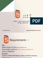 html5 new