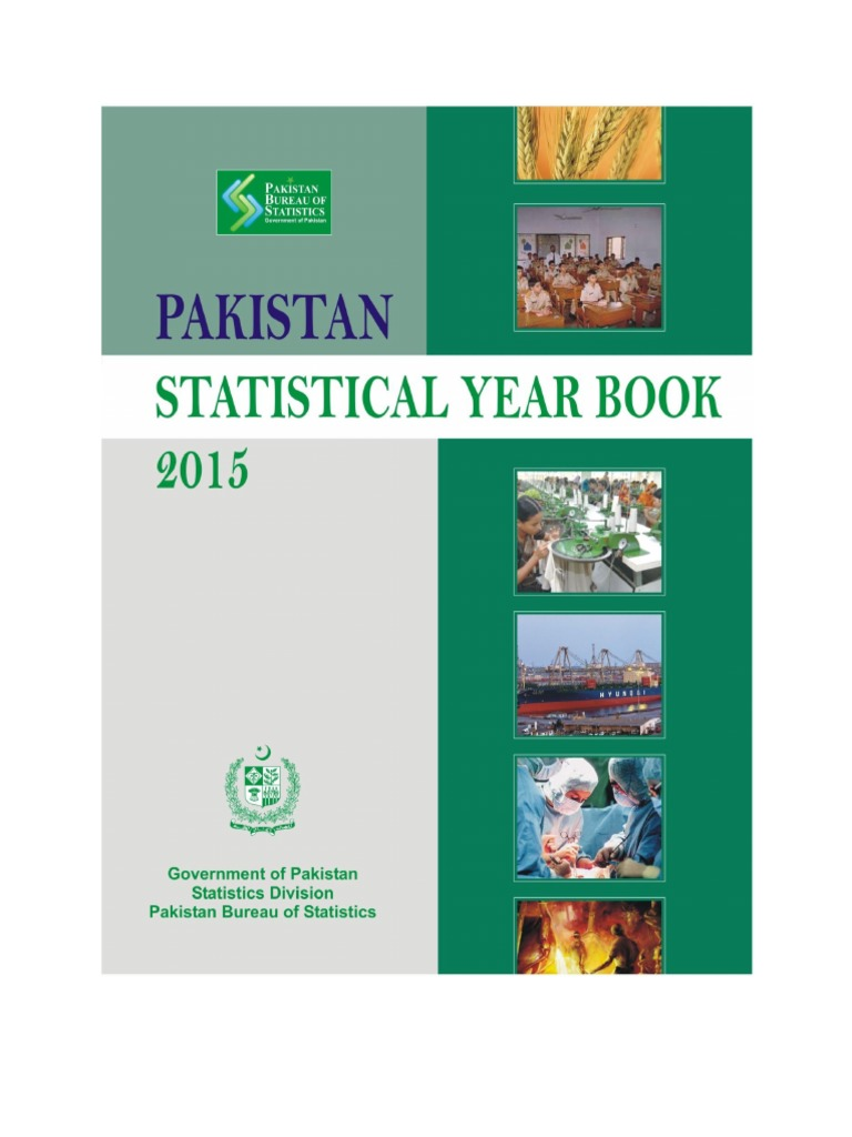 746247c7dbb3 PAKISTAN STATISTICAL YEAR+BOOK-2015.pdf