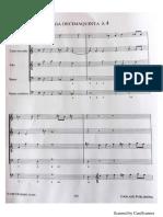 Sinfonía 15 Kapsberger