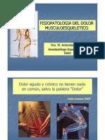Fisiopatia Dolor Musculo Esqueletico Cronico DraRico
