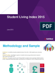 Natwest - Student Living Index 2015