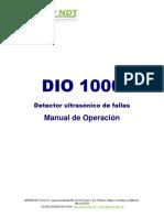 Manual DIO 1000 Español