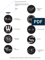 Design Templates v2