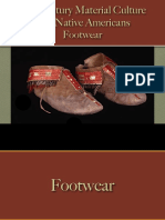 Native Americans - Footwear