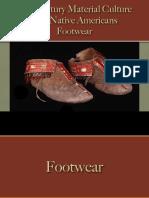 Native Americans - Footwear