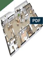 RoomSketcher Home Plans 3D