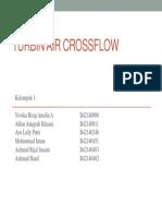 Turbin Air Crossflow