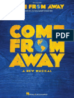 Come From Away- Vocal Selections- Irene Sankoff David Hein