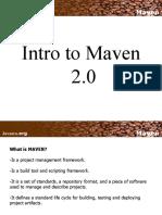 Maven Tutorial 01
