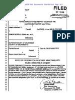 BARNETT v DUNN (EASTERN DIST. CALI)  - 12 - CROSS-MOTION for Three Judge Panel - pdf.12.0