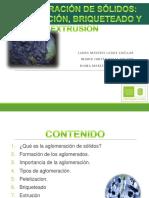 Tema 13 l3 Aglomeracion de Solidos Final (Marcela, Ingrith y Laura)