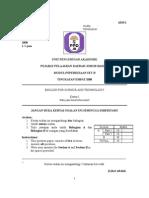 F4 EST SET B Paper 1