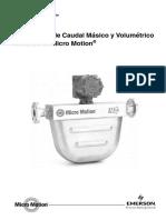 Datos Transmisor IFT9701
