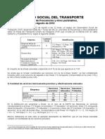 Informe Observatorio Social de Transporte Agosto 2018 Rosario Colectivos