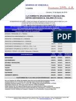 Importancia Del Fcas (Agosto 2018)